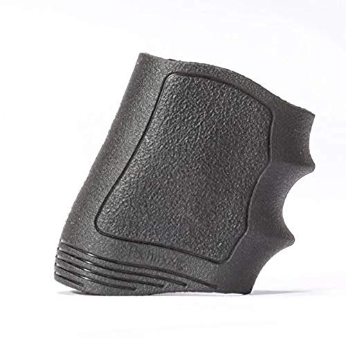Pachmayr Gripper Universal Pistol Slip-On Grip Black