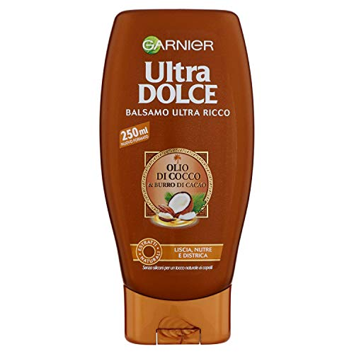 Ultra Dolce - coconut oil and cocoa butter hair conditioner 250 ml