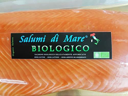 Salmone Affumicato Biologico