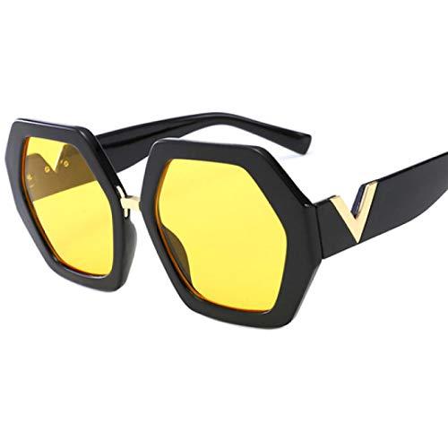 ShFhhwrl Clásico Gafas De Sol Gafas De Sol para Mujer Gafas De Moda Clásico Retro Gafas De Sol Mujeres Gafas Sexy Unisex Tonos Am