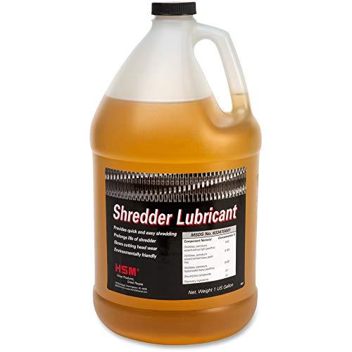 HSM of America 315 Shredder Lubricant, One Gallon
