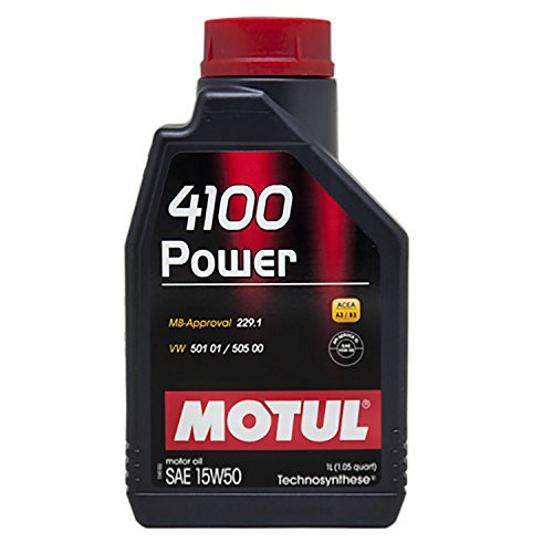 MOTUL 4100 Power 15W50 / 1 Liter