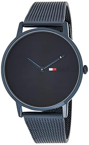 Tommy Hilfiger Reloj analógico para Mujeres. de Cuarzo con Correa en Acero Inoxidable 1781971