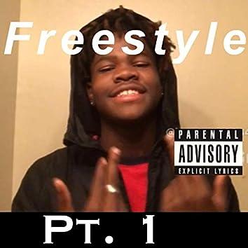 Freestyle, Pt. 1