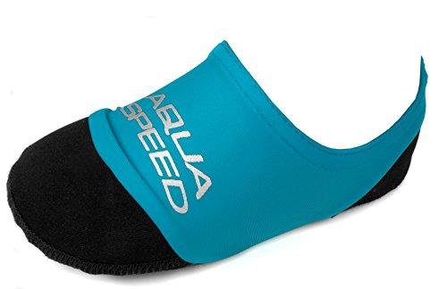 Aqua-Speed Herren Neo Socken, blau, Size 20/21