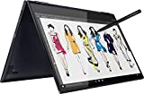 2019_Lenovo Yoga 730 2-in-1 15.6' FHD Touch Laptop-360° flip-and-fold Design, Intel Core i5-8265U, 12GB RAM, 256GB SSD, Fingerprint Reader, HDMI, Thunderbolt, Aluminum, Windows 10