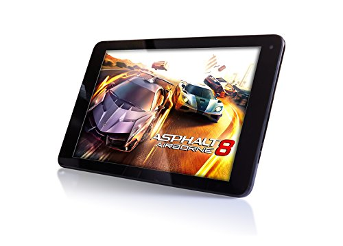 10.1' Fusion5 104 GPS Android Tablet PC - 32GB Storage - Android 5.1 Lollipop - Bluetooth 4.0 - FM - 1280800 IPS Screen - 5000mAh - 2MP front and rear camera - Supports OTA Updates