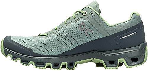 On Running Baskets Cloud Venture Olive Woman 39 Vert