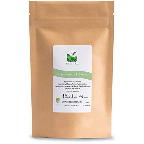 Odermennig Tee Bio Kraut Agrimony - Aigremoine Eurpatoire 100g