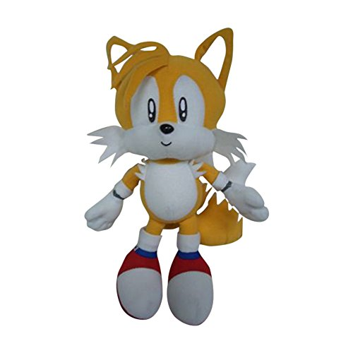 GE Animation Sonic The Hedgehog: Tails 7' Plush