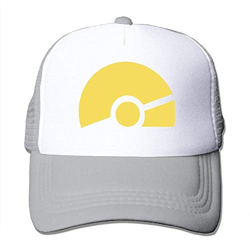 chipo Adjustable Hats Pokemon Go Cosplay Girl Trainer Peak Baseball Mesh Caps