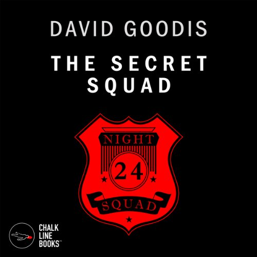 The Secret Squad audiobook cover art