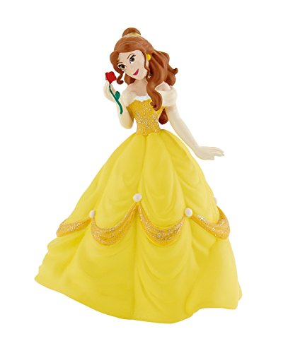 Disney Princesas Figura Bella 10, Color Mixto (Bullyland 12401)