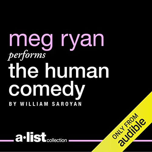 The Human Comedy  By  cover art