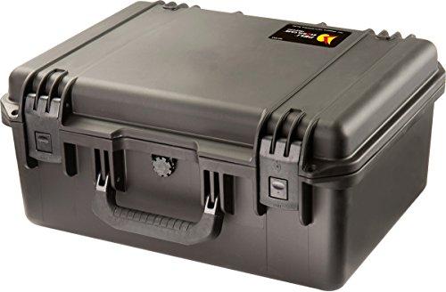 Peli-Storm IM2450 Koffer met schuim, zwart, Zonder schuim, zwart