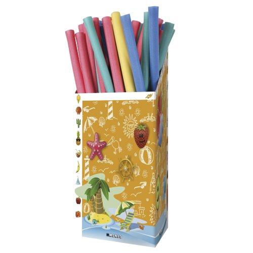 Mondo Tubolo Galleggiante Monocolore Art Giochi in Piscina, Multicolore, 8001011159734