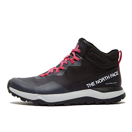 THE NORTH FACE Activist FutureLight Mid-Prick Schuhe Damen zinc Grey/TNF Dark Schuhgröße US 6 | EU 37 2020 thumbnail
