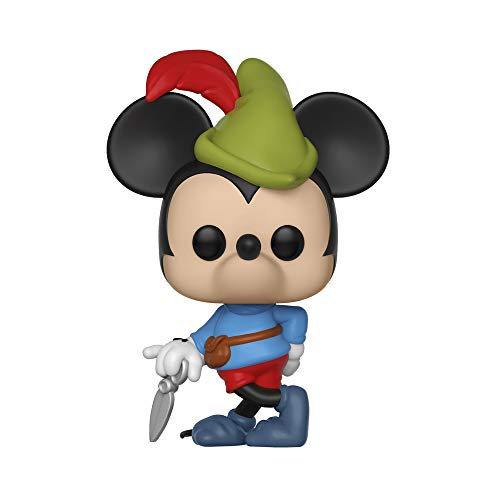 Funko 32189 POP Vinyl: Disney: Mickey's 90th Anniversary: Brave Little Tailor Mickey