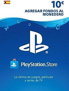 TARJETA PSN CARD 10€ | Código de descarga PSN - Cuenta