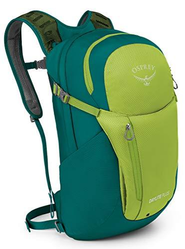 Osprey Unisex-Adult Daylite Plus Backpack, Hostas Green, O/S