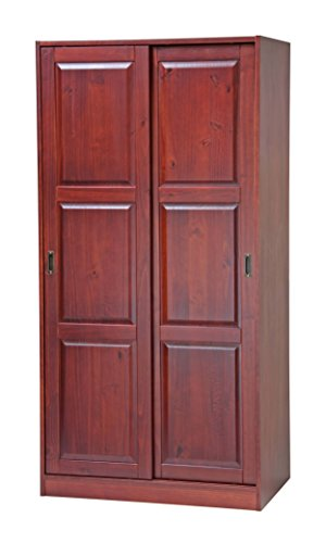 wood armoire - 7