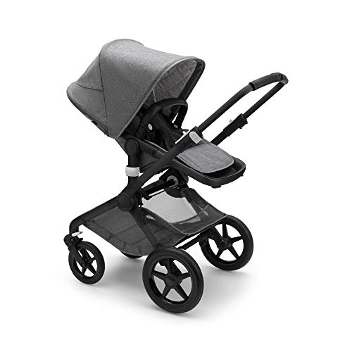 Bugaboo Fox 2 Complete Full-Size All-Terrain Stroller, The Most Advanced Comfort Stroller - Grey...