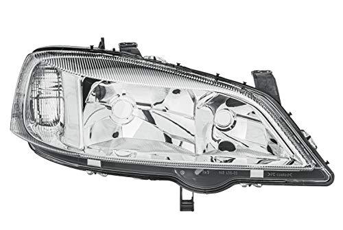HELLA 1EG 007 640-321 Hauptscheinwerfer - Halogen - H7/HB3/PY21W/W5W - 12V - Ref. 17,5 - rechts