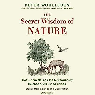 The Secret Wisdom of Nature cover art