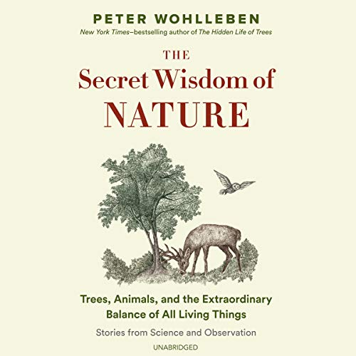 Page de couverture de The Secret Wisdom of Nature