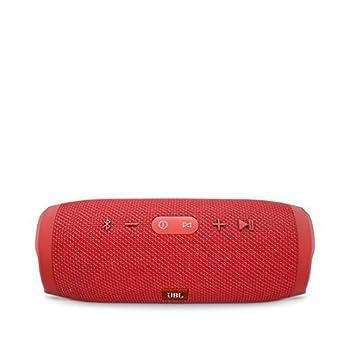 JBL Charge 3 - Waterproof Portable Bluetooth Speaker  Red