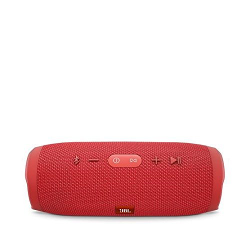 Buy Bargain JBL Charge 3 - Waterproof Portable Bluetooth Speaker (Red)