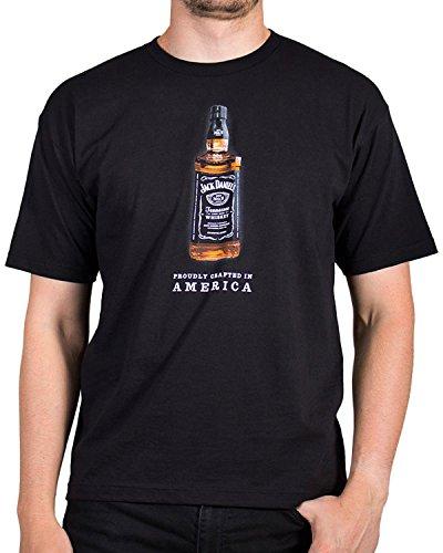 Jack Daniel s Crafted in America Tee Shirt Media
