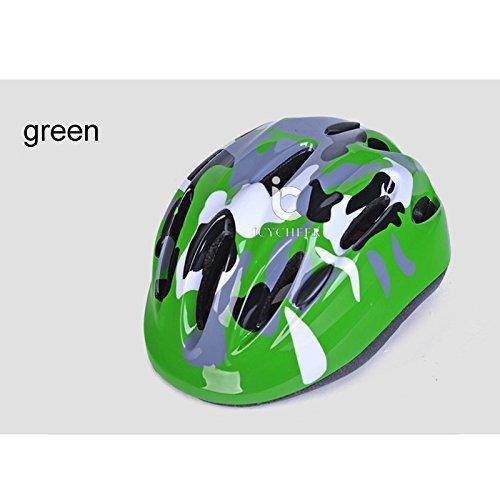 ICYCHEER ZH - Casco de ciclismo, color verde