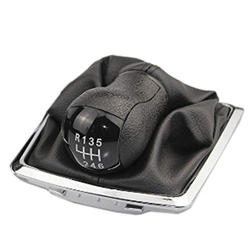 ZZSSHENG Zsheng 5/6 velocidades de Cambio Mando de Mando de Cambio Palanca de Palanca Adecuada for Ford/Focus/Mondeo MK3 / S-MAX/C-MAX/Mustang/Fiesta/Galaxy/Transit