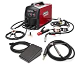 Lincoln Power MIG 140MP Multi-Process Welder TIG One Pak K4499-1
