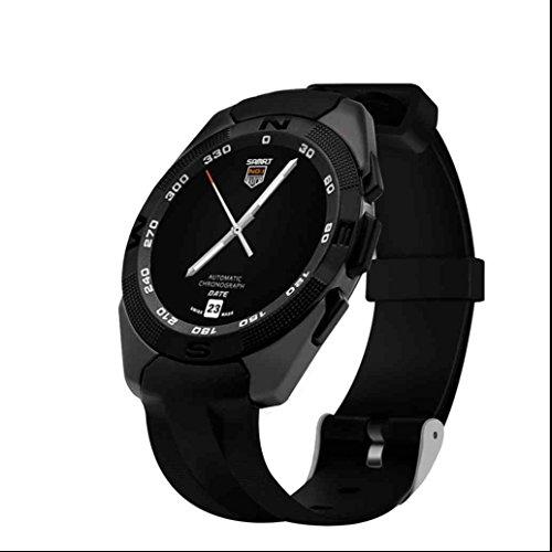 Pulsmesser Fitness Armband Smart Fitness Tracker Schrittzähler Smart Watch Mit Kalorienzähler Kilometerzähler Aktivitätstracker Armband Uhr Mit Schlaf Monitor Nachricht Reminder Bluetooth Uhr