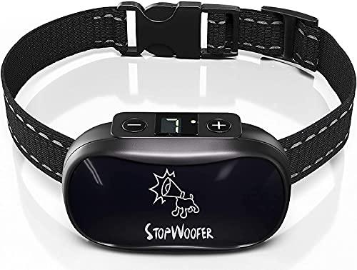 STOPWOOFER No Shock Bark Collar