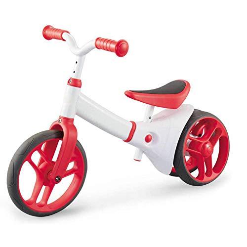 GCXLFJ Triciclo Bebe Vespa Vespa Triciclo Triciclo Infantil for niños Kids Ajustables 2-4 años Niños de 3 Ruedas Scooters