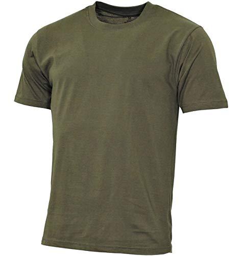 MFH 00130B US Army Herren Tarn T-Shirt Streetstyle (Oliv/L)
