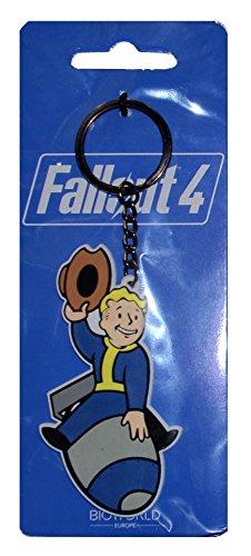 Import Europe - Llavero Fallout Vault Boy Bomber Skill