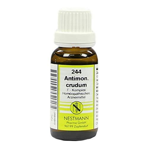 ANTIMONIUM CRUDUM F Komplex Nr.244 Dilution 20 ml