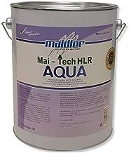 Mai-Tech HLR Aqua im Farbton LICHTGRAU (5 Liter Gebinde) | Öko-Holzlasur auf Wasserbasis (Top-Standard-Qualität)| sehr ergiebig - hoher Festkörper - gute Eindringtiefe - rasche Trocknung
