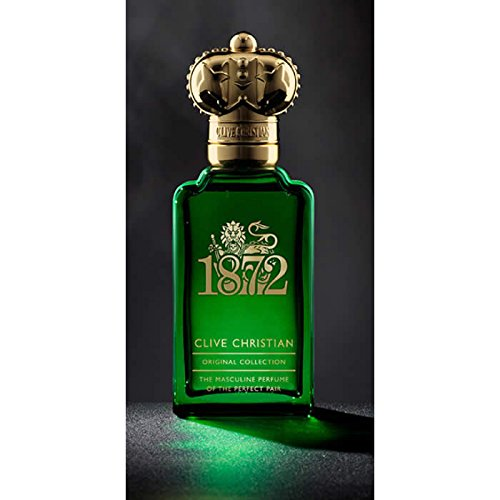 CLIVE CHRISTIAN 1872 for Men Parfum Spray, confezione da 1 (1 x 30 ml)