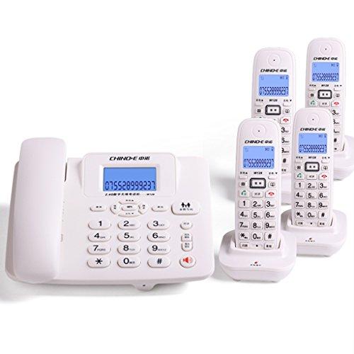 RWMDSY Teléfono inalámbrico Oficina hogar, teléfono