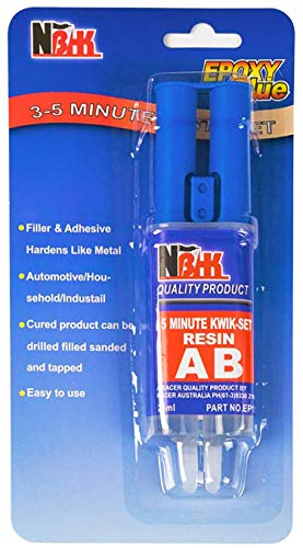 Epoxy Resin, 0.85-Fluid Ounce Metal Epoxy Adhesives, High Viscosity and Strong...