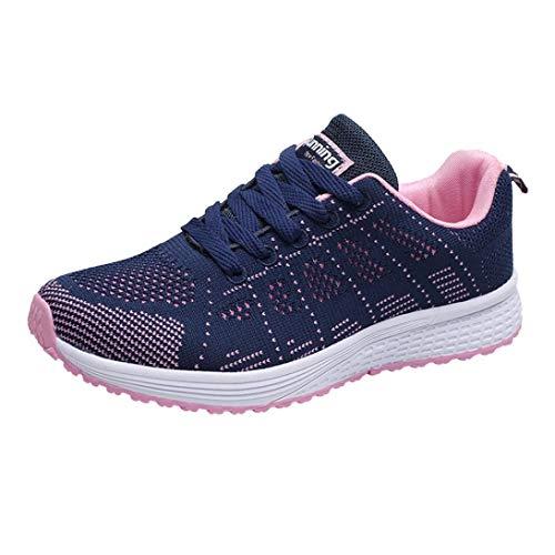 Logobeing Zapatillas Deportivas de Mujer - Zapatos Sneakers