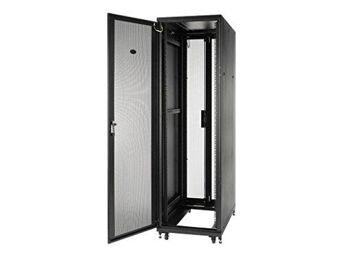 APC NetShelter SV 42U 600mm Wide x 1060mm Deep Enclosure with Sides Black