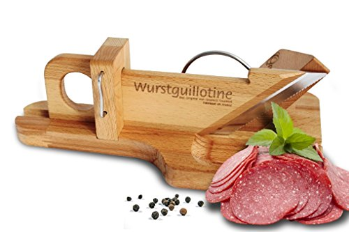 Edler Wurstschneider Wurstguillotine vom Oramics Gourmet - Fabrique en France
