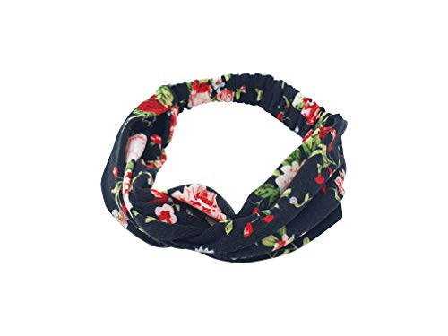 Nurses Headband With Buttons To Protect Ears Doctors Yoga Workouts Hair Accessories Elastic (H2)