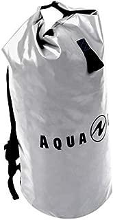 Aqua Lung Nylon Duffle Bag For Unisex,Silver - Travel Duffle Bags